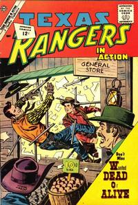 Cover Thumbnail for Texas Rangers in Action (Charlton, 1956 series) #33