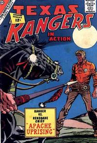 Cover Thumbnail for Texas Rangers in Action (Charlton, 1956 series) #34