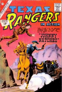 Cover Thumbnail for Texas Rangers in Action (Charlton, 1956 series) #36 [Regular Edition]
