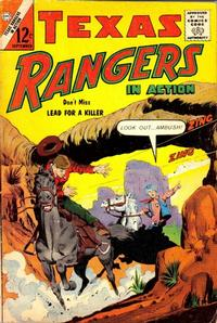 Cover Thumbnail for Texas Rangers in Action (Charlton, 1956 series) #41