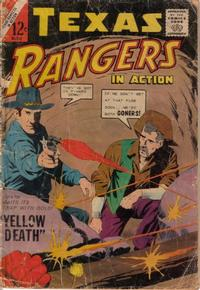 Cover Thumbnail for Texas Rangers in Action (Charlton, 1956 series) #44