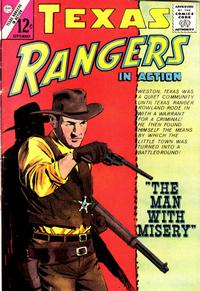 Cover Thumbnail for Texas Rangers in Action (Charlton, 1956 series) #46