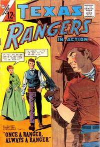 Cover Thumbnail for Texas Rangers in Action (Charlton, 1956 series) #47