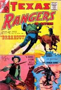 Cover Thumbnail for Texas Rangers in Action (Charlton, 1956 series) #49