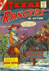 Cover Thumbnail for Texas Rangers in Action (Charlton, 1956 series) #51