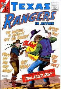 Cover Thumbnail for Texas Rangers in Action (Charlton, 1956 series) #52