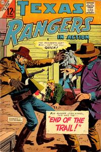 Cover Thumbnail for Texas Rangers in Action (Charlton, 1956 series) #57