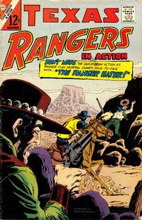 Cover Thumbnail for Texas Rangers in Action (Charlton, 1956 series) #58