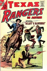 Cover Thumbnail for Texas Rangers in Action (Charlton, 1956 series) #60