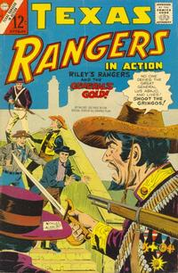Cover Thumbnail for Texas Rangers in Action (Charlton, 1956 series) #62