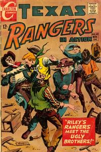 Cover Thumbnail for Texas Rangers in Action (Charlton, 1956 series) #63