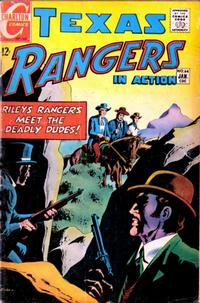 Cover Thumbnail for Texas Rangers in Action (Charlton, 1956 series) #64