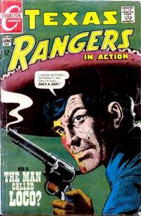 Cover Thumbnail for Texas Rangers in Action (Charlton, 1956 series) #66
