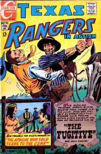 Cover Thumbnail for Texas Rangers in Action (Charlton, 1956 series) #70