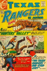 Cover Thumbnail for Texas Rangers in Action (Charlton, 1956 series) #71