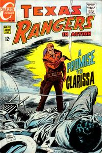 Cover Thumbnail for Texas Rangers in Action (Charlton, 1956 series) #72