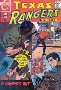 Cover Thumbnail for Texas Rangers in Action (Charlton, 1956 series) #73