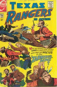 Cover Thumbnail for Texas Rangers in Action (Charlton, 1956 series) #76