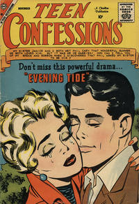 Cover Thumbnail for Teen Confessions (Charlton, 1959 series) #2