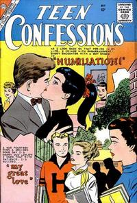 Cover Thumbnail for Teen Confessions (Charlton, 1959 series) #5