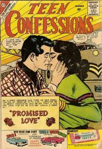 Cover Thumbnail for Teen Confessions (Charlton, 1959 series) #8