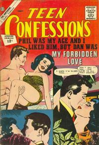 Cover Thumbnail for Teen Confessions (Charlton, 1959 series) #18