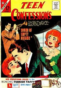 Cover Thumbnail for Teen Confessions (Charlton, 1959 series) #25