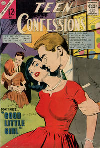 Cover Thumbnail for Teen Confessions (Charlton, 1959 series) #28