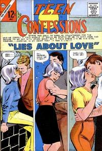 Cover Thumbnail for Teen Confessions (Charlton, 1959 series) #39