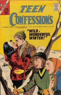 Cover Thumbnail for Teen Confessions (Charlton, 1959 series) #43