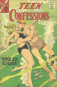 Cover Thumbnail for Teen Confessions (Charlton, 1959 series) #45