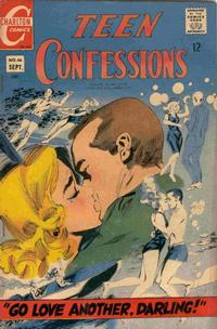 Cover Thumbnail for Teen Confessions (Charlton, 1959 series) #46