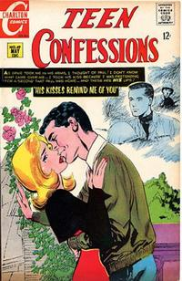 Cover Thumbnail for Teen Confessions (Charlton, 1959 series) #49