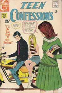 Cover Thumbnail for Teen Confessions (Charlton, 1959 series) #50