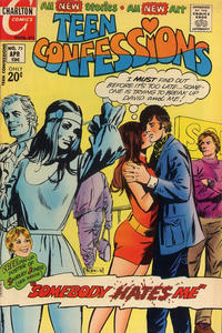 Cover Thumbnail for Teen Confessions (Charlton, 1959 series) #73