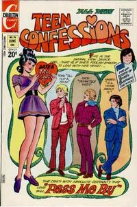 Cover Thumbnail for Teen Confessions (Charlton, 1959 series) #74
