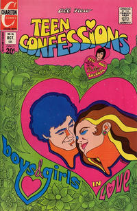 Cover Thumbnail for Teen Confessions (Charlton, 1959 series) #76