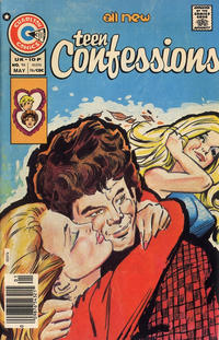 Cover Thumbnail for Teen Confessions (Charlton, 1959 series) #94