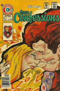 Cover Thumbnail for Teen Confessions (Charlton, 1959 series) #95