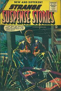 Cover Thumbnail for Strange Suspense Stories (Charlton, 1955 series) #27