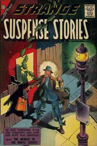 Cover Thumbnail for Strange Suspense Stories (Charlton, 1955 series) #33