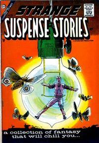 Cover Thumbnail for Strange Suspense Stories (Charlton, 1955 series) #35