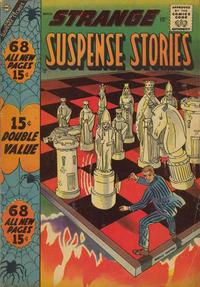 Cover Thumbnail for Strange Suspense Stories (Charlton, 1955 series) #36