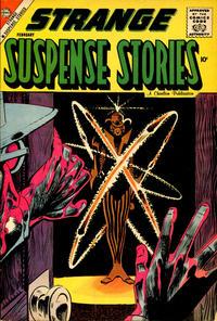 Cover Thumbnail for Strange Suspense Stories (Charlton, 1955 series) #40