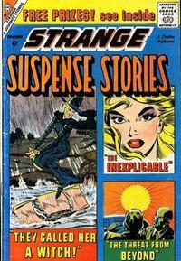 Cover Thumbnail for Strange Suspense Stories (Charlton, 1955 series) #44