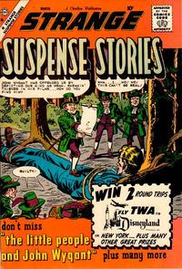 Cover Thumbnail for Strange Suspense Stories (Charlton, 1955 series) #46