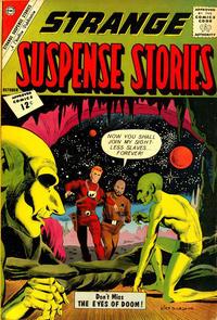 Cover Thumbnail for Strange Suspense Stories (Charlton, 1955 series) #61