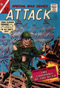 Cover Thumbnail for Special War Series (Charlton, 1965 series) #2