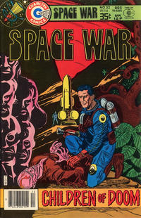 Cover Thumbnail for Space War (Charlton, 1978 series) #32