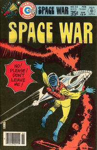 Cover Thumbnail for Space War (Charlton, 1978 series) #33